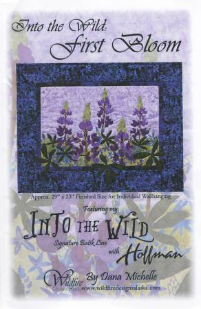 Into the Wild: First Bloom Laser Kit w/Pattern