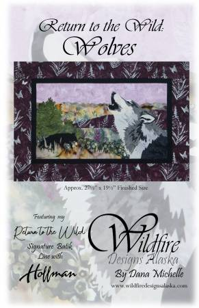 Return to the Wild: Wolves Laser Kit