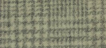 1096 GP Wool Glen Plaid Snow Cream 16in x 26in