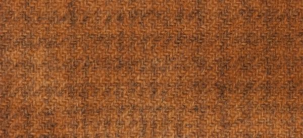 WDWGP-2242 Wool Fat Quarter Glen Plaid Cognac 16in x 26in
