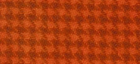 Weeks Dye Works Houndstooth Pumpkin Fat Quarter