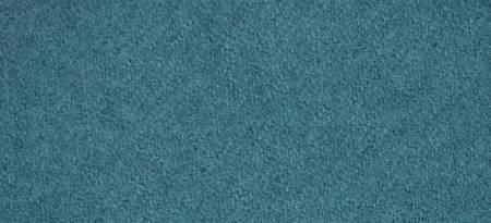 Wool fat quarter - 16inx26in - ocean - solid