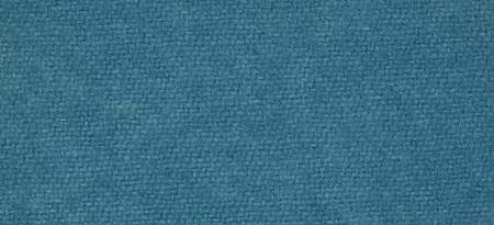 Wool Fat Quarter Solid Blue Topaz 16in x 26in