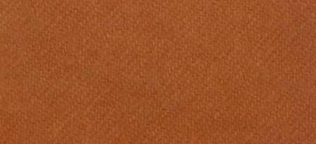 Wool Fat Quarter Solid Carrot