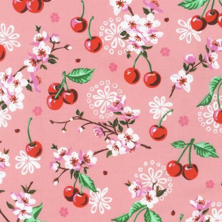 Cherries Peach