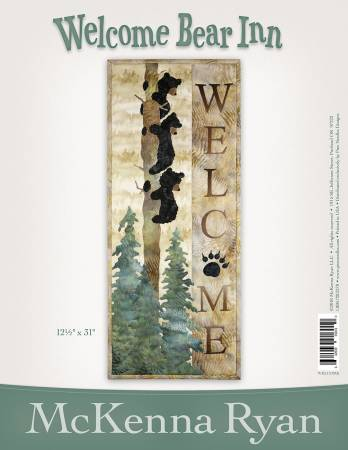 McKenna Ryan Welcome Bear Inn Pattern
