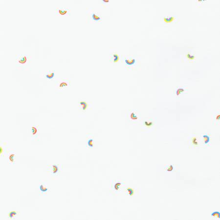 A Little Rain - Rainbow - Allover