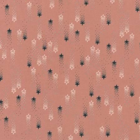 Copper Stars w/Metallic