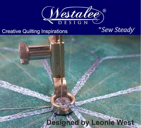 Westalee Decorative Thread Ruler Foot Low Shank