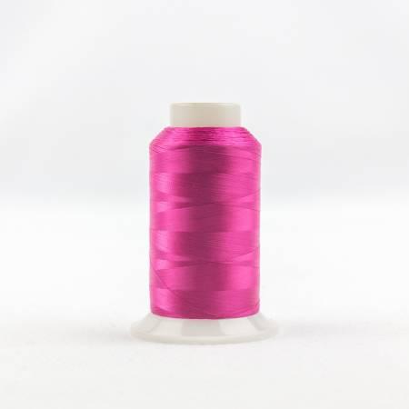 Invisafil 100# Soft Poly Thread - 704-Fuchsia