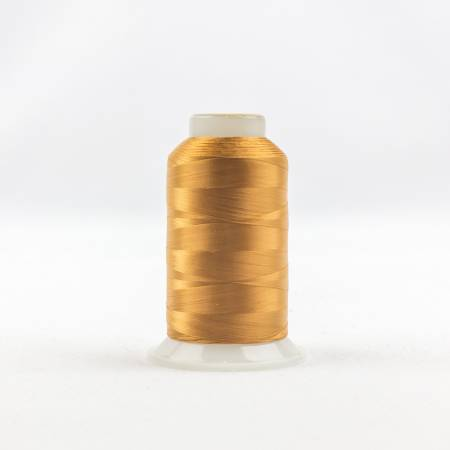 Invisafil 100# Soft Poly Thread - 719-Copper