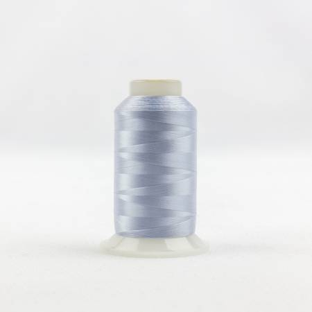 Invisafil Solid 100wt Polyester Thread 2500m Shadow Blue