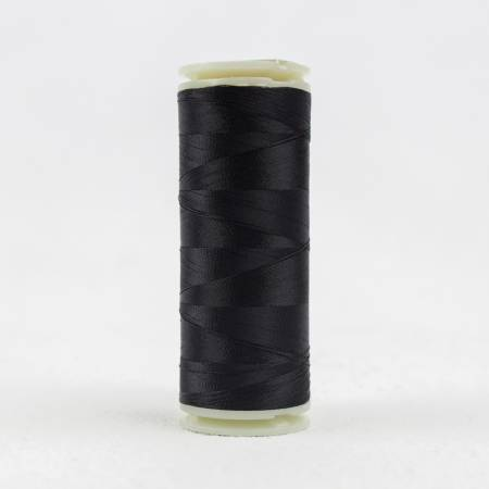 Invisafil Solid 100wt Polyester Thread 400m Black