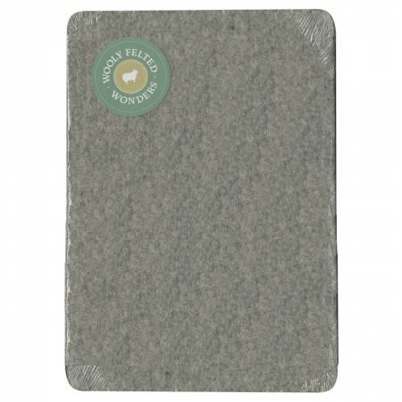 Wooly Felted Ironing Mat (TV Tray Size) 14.5in x 19in