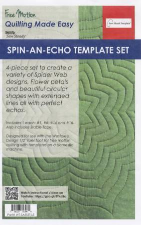 Spin An Echo 4pc Template Set