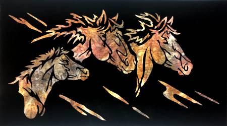Wild Horses Laser