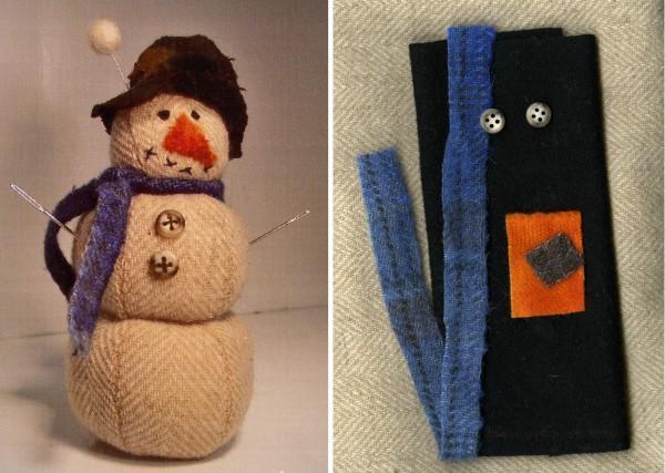 Winterized Pincushion Kit