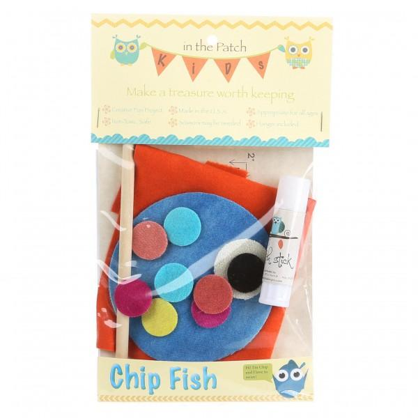 Chip Fish In The Patch Kids