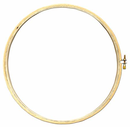 Wood Embroidery Hoop 12in