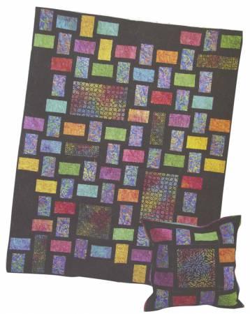 Bricks Bridges & Buildings Quilt Pattern