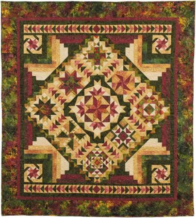 Tonga Nature BOM Pattern (#2015)