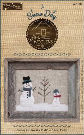 Attic Woolens Snow Day