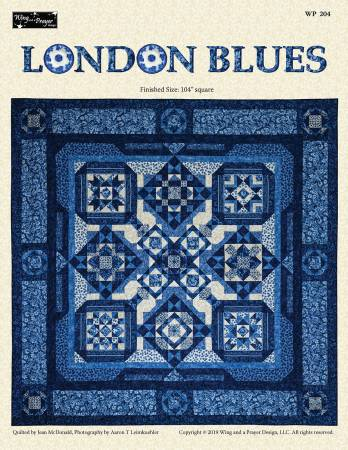 London Blues Pattern