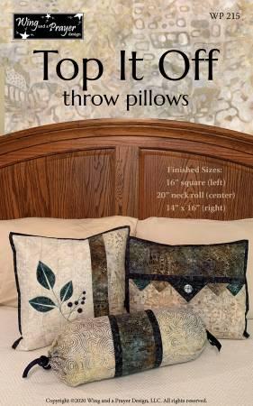 Top It Off Throw Pillows