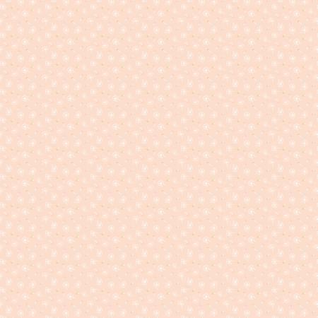 Woodland Songbird Peach Dandelion Fluffs