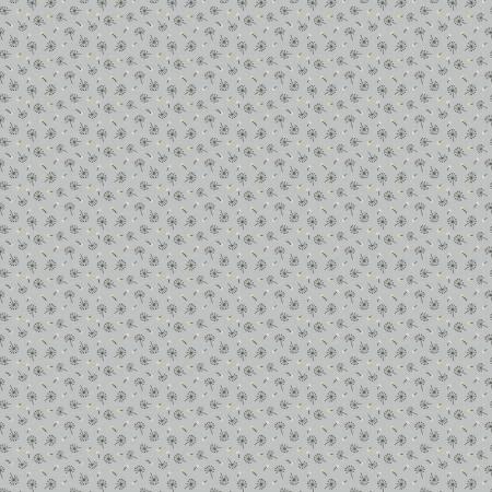 Woodland Songbird Grey Dandelion Fluffs