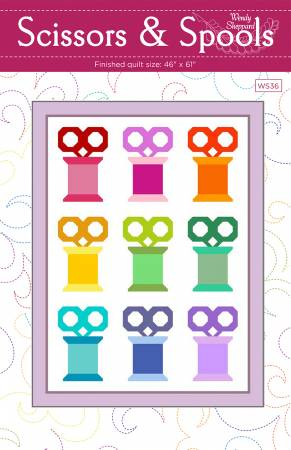 Scissors & Spools