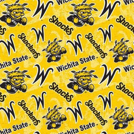 Wichita State Wushocks-Yellow