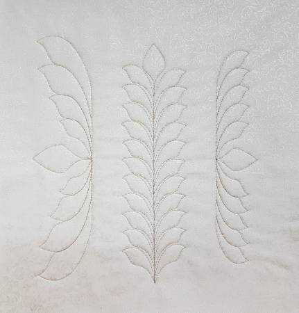 Sew steady Feather Leaf Template Low Shank 5pc