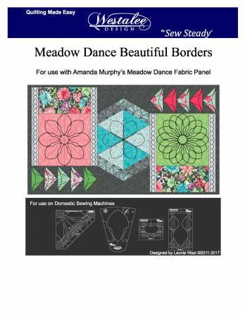 Westalee Template Set Meadow Dance Beautiful Borders