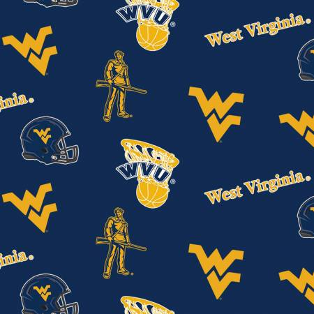 West Virginia University Cotton
