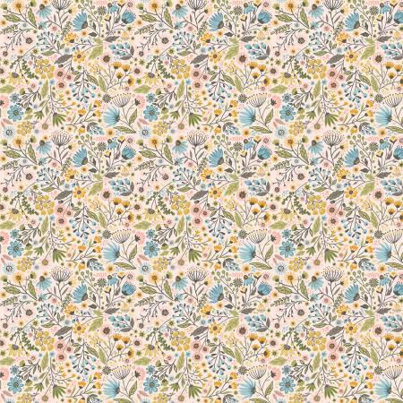 Blush Meadow Main print/floral