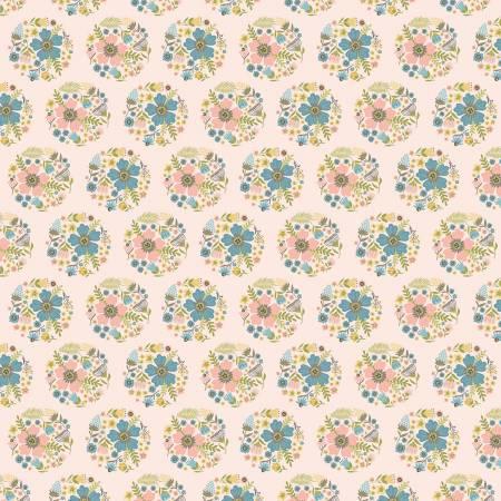 Blush Bloom Circle of flowers