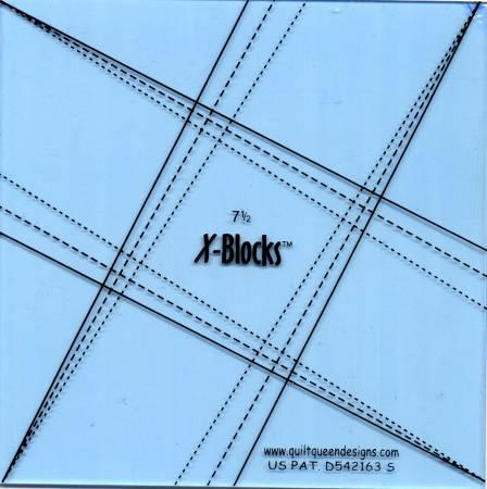 X Block Tool 7-1/2in