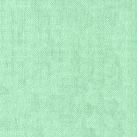 A.E. Nathan 108 Flannel Solids Mint
