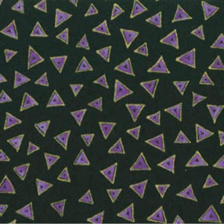 Black Triangle Metallic