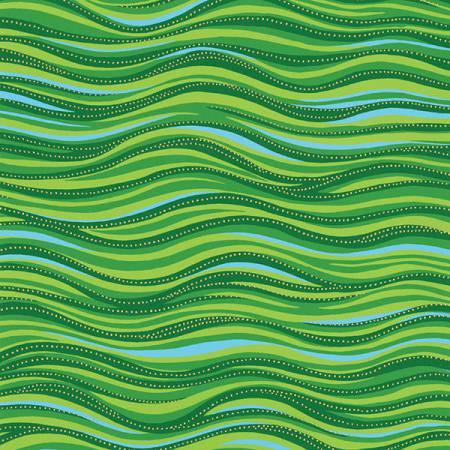 Green Wave Metallic