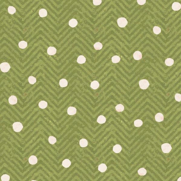 Go Ahead and Wine Dots on Olive