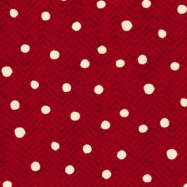 Dark Red Dots