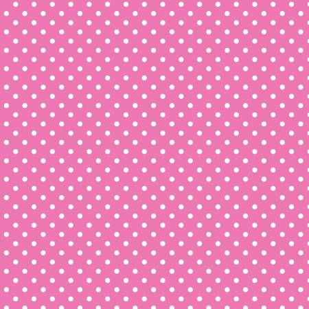 BROTHER SISTER PINK WITH WHITE DOTS Y2141-73