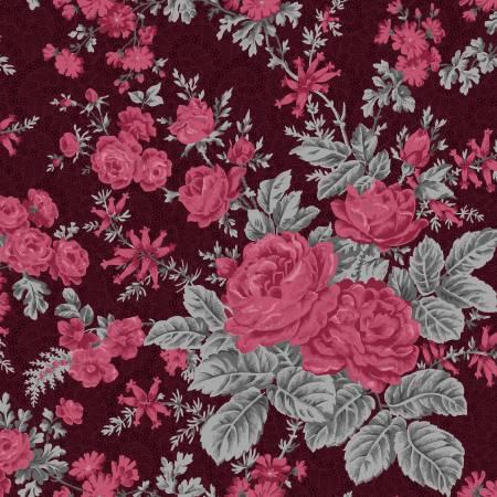 Clothworks Rouge Et Noir