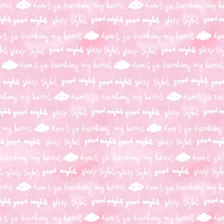 Dark Pink Baby Safari Collage