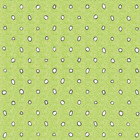 Garden Party -- Y2739-24 Dots -- Green Dots