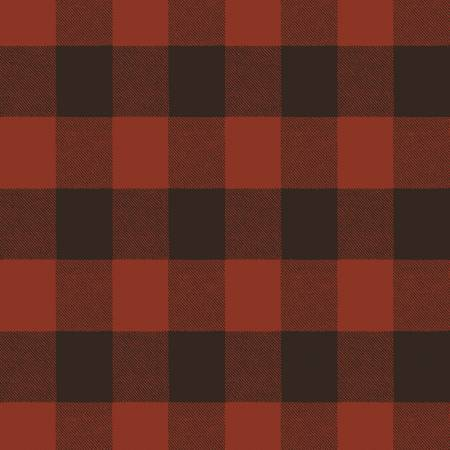 Winter Playground - Buffalo Plaid<br>Y2768-83 - Red