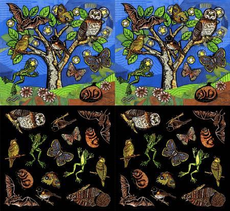 Night Owl Y2803-55 Tree Panel Multi