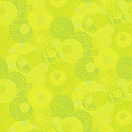 Night Owl Y2805-127 Textured Geo Green
